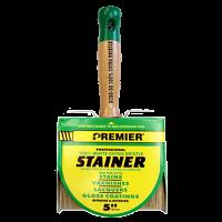 Premier® Professional Bristle Block Stain Brushes
