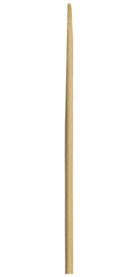 Wood Pole with Tapered Tip - Premier Paint Roller Co LLC
