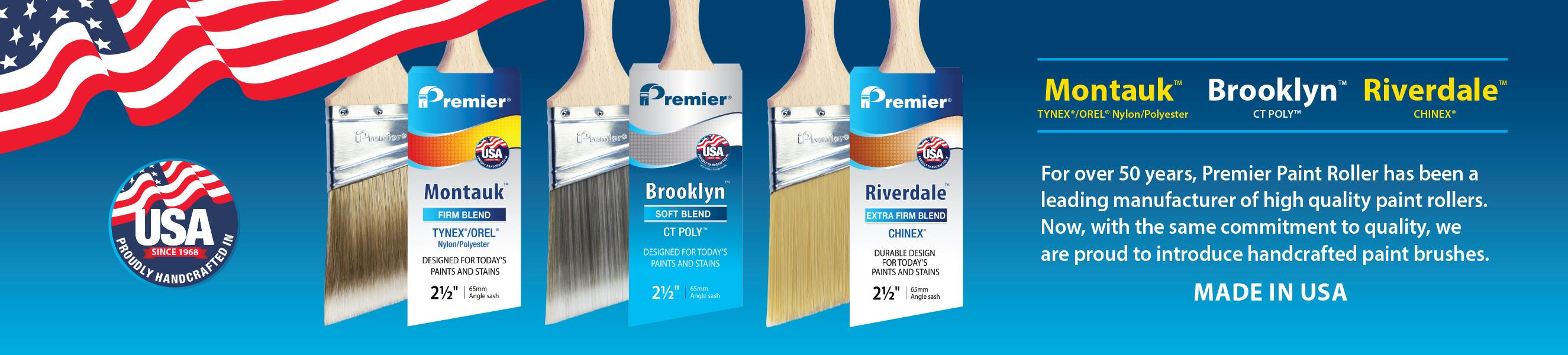 Home - Premier Paint Roller Co LLC